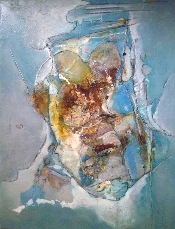 L'homme Poisson - 90X130 cm -2011