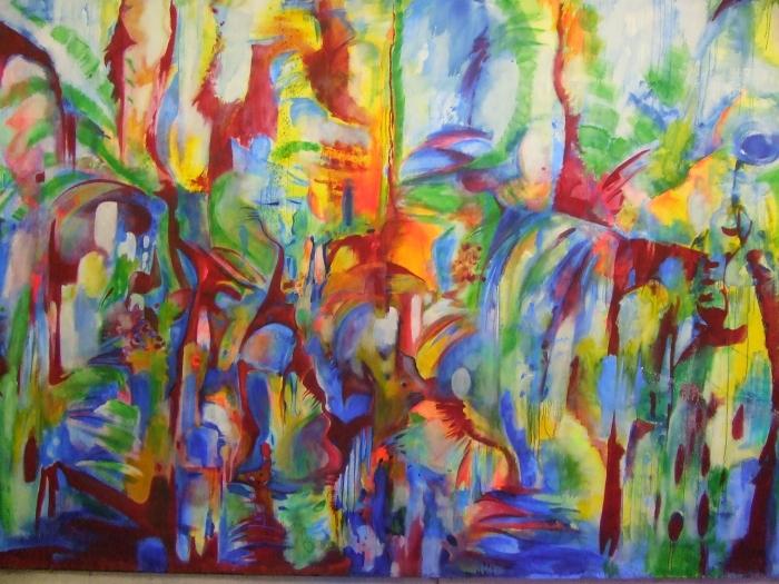 Les esprits de la forêt2  (lumière du jour)